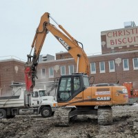 Christie's Biscuits Demolition